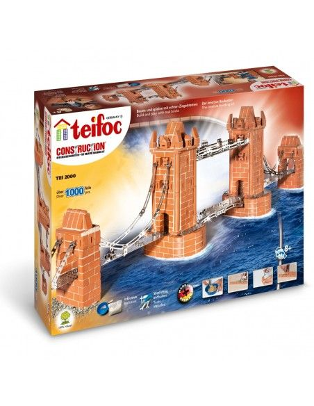 Teifoc London Tower Bridge