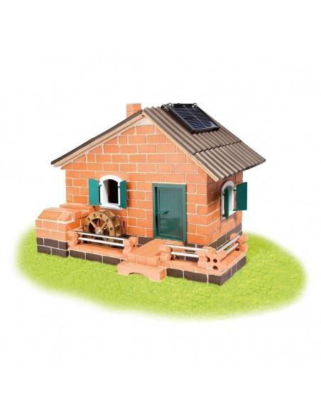 Teifoc Mlýn - solární pohon